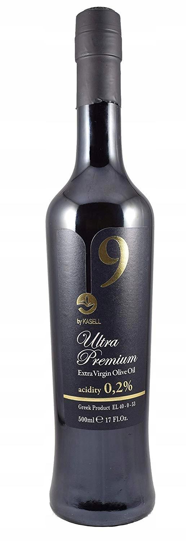 KASELL 9 Olivový olej Ultra Premium Extra Panenského