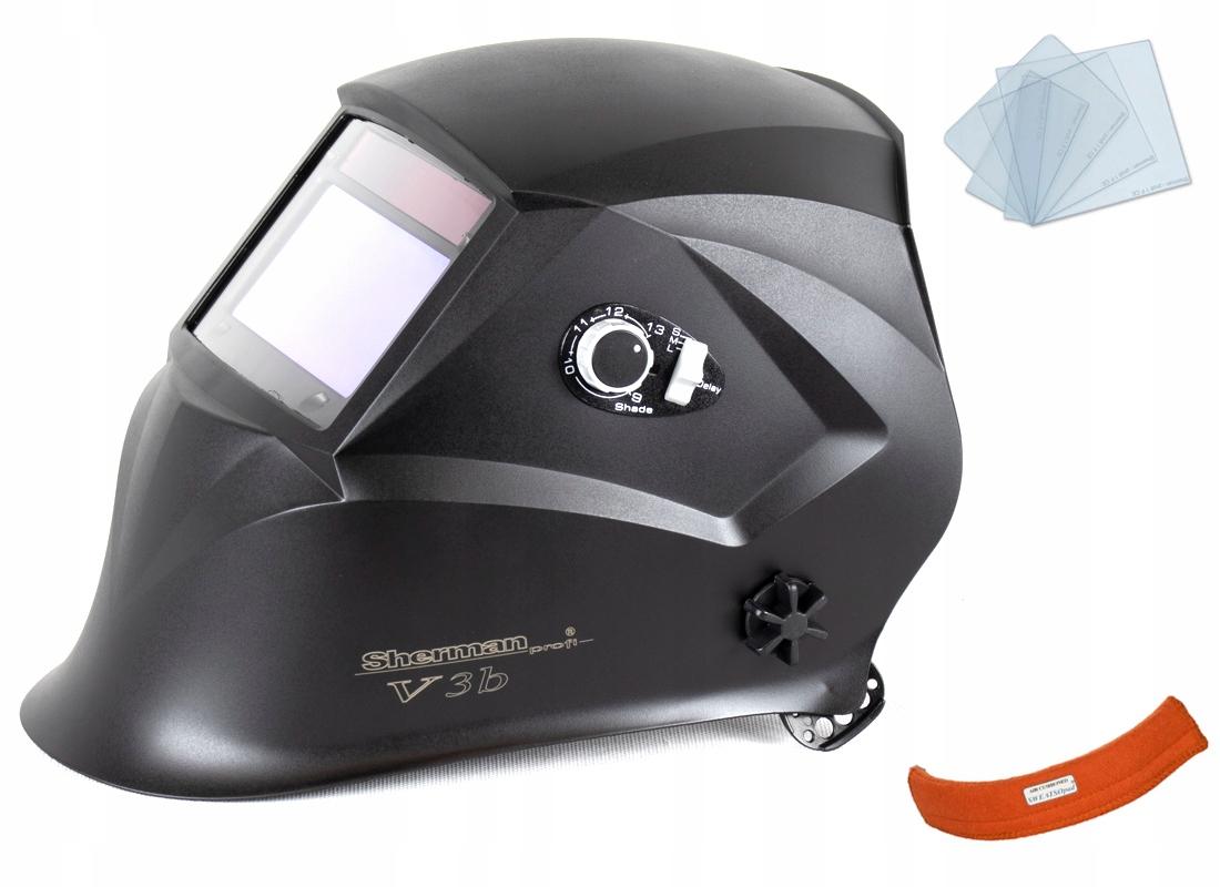 Козырек сварочный шлем маска хамелеон V3B