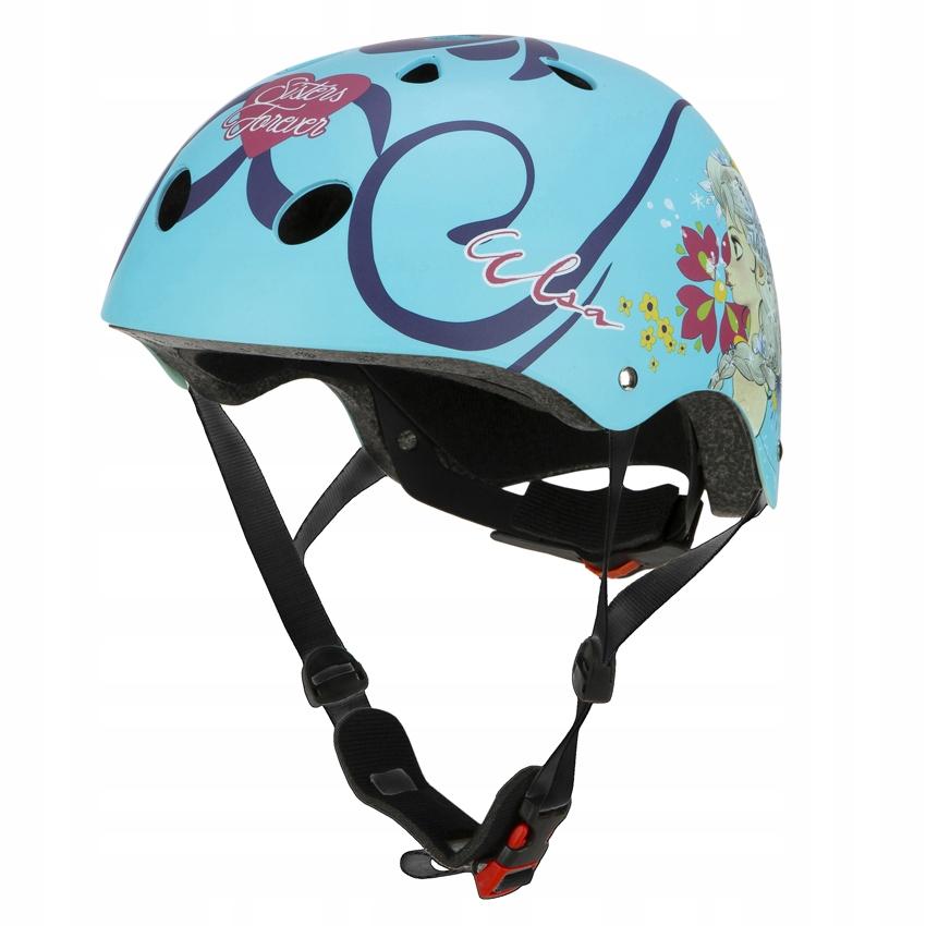 Športová prilba na bicykel Strong ABS 54-58 FROZEN ELSA