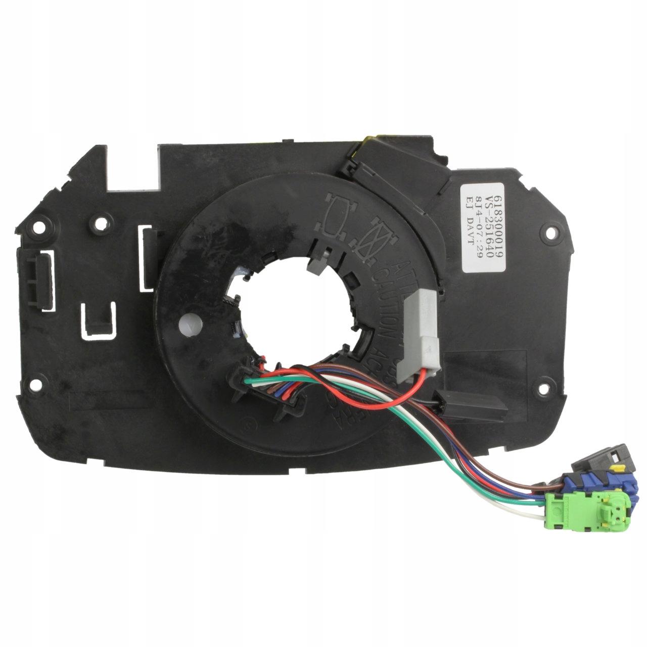 лента перемотчик руль airbag renault megane ii 2