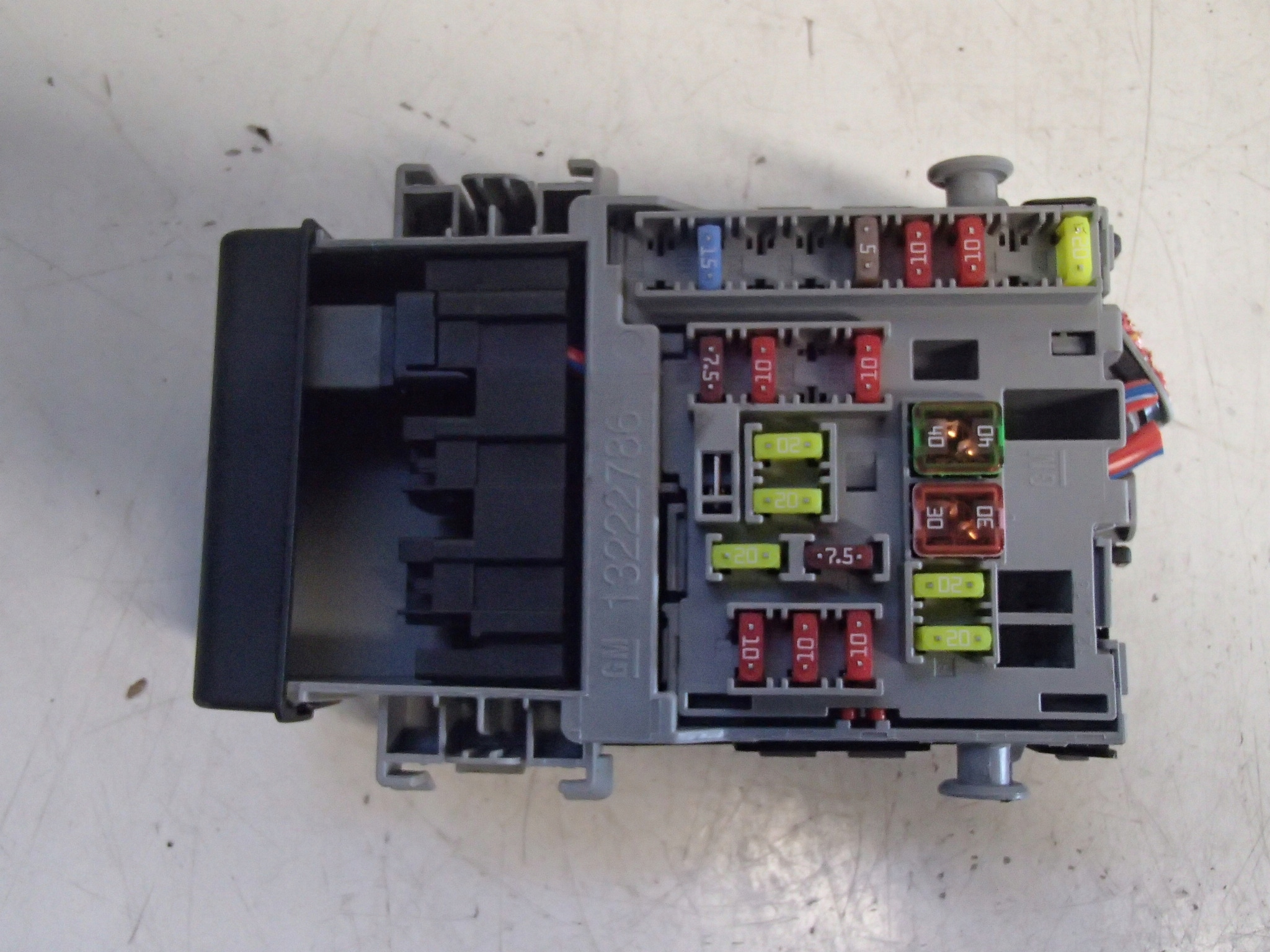Fuse Box Toy