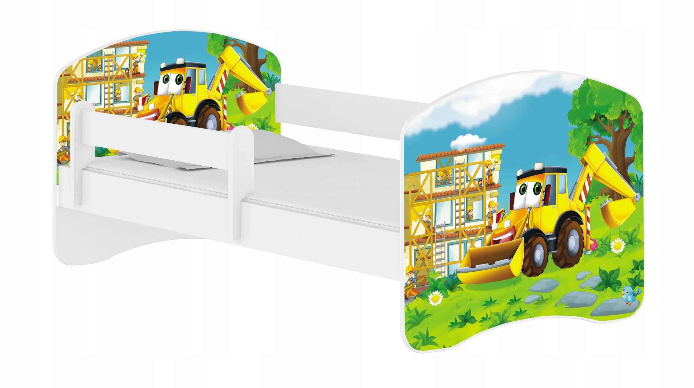 ACMA 140X70 детская кровать + матрас КОМПЛЕКТ
