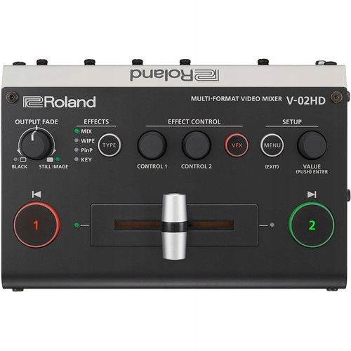 Item Roland V-02HD - multi-format video mixer