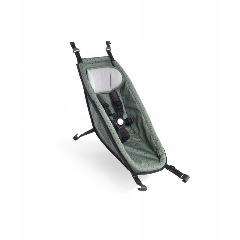 HAMMOCK CROOZER BABY SEAT 2014 - 2020 Jungle Green +