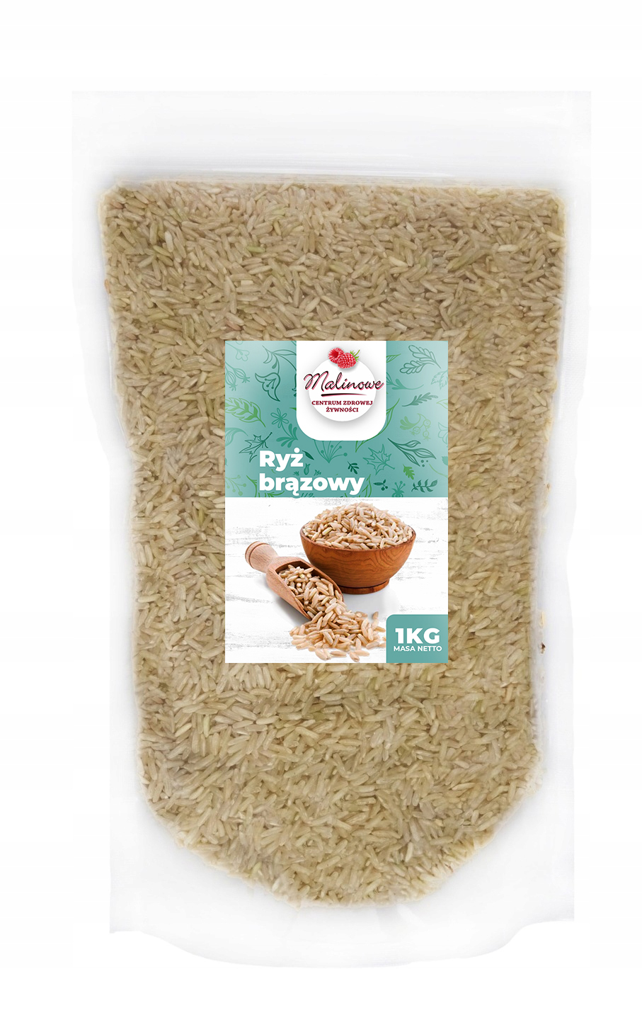 Item RICE BROWN 1kg NATURAL, HIGH QUALITY DIET