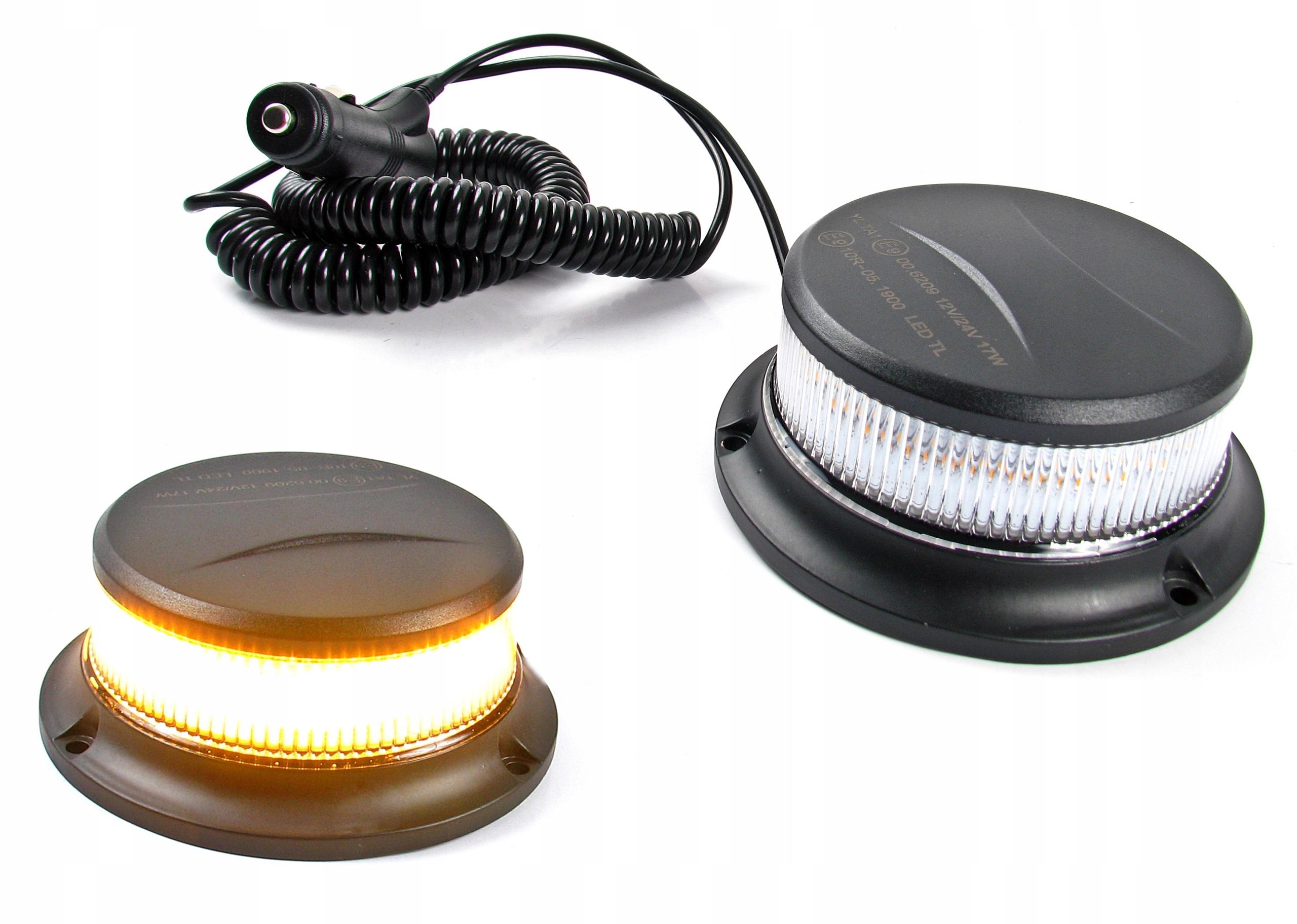 лампа предупреждения петух led alr 12v 24v магнит