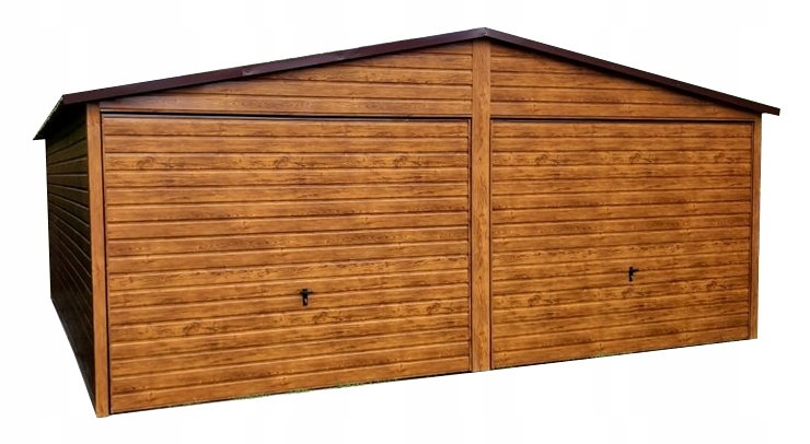 гараж Железный 6x5 деревянных Гаражи Жестяные