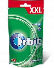 Žuvačky ORBIT mäta pieporná VAK XXL 15 Ks