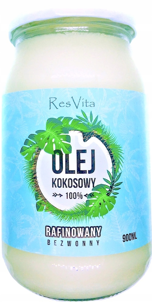 Item COCONUT OIL REFINED ODORLESS CLEAN 900ML