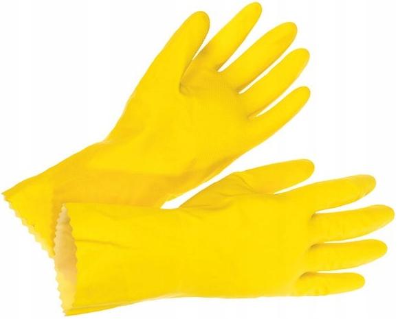 Перчатки Хозяйственные Резиновые для Посуды,Химии 7-S