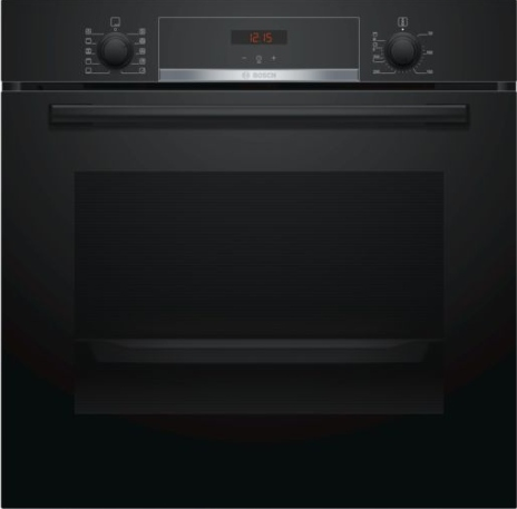 Bosch HBA 534EB0 духовка черная 71л GRILL