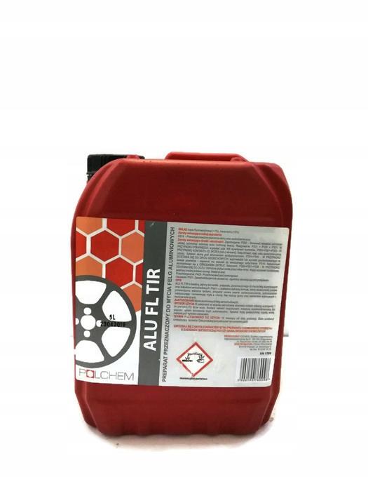 ALU FL TIR 5L - kwas do czyszczenia aluminium HIT