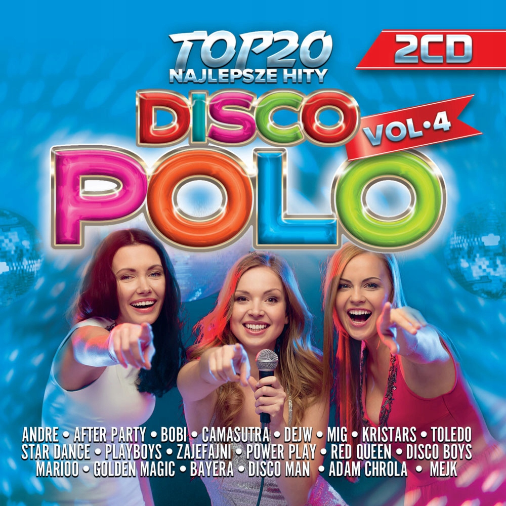Item TOP 20 Best Hits Disco Polo 4 2CD SUMMER 2019