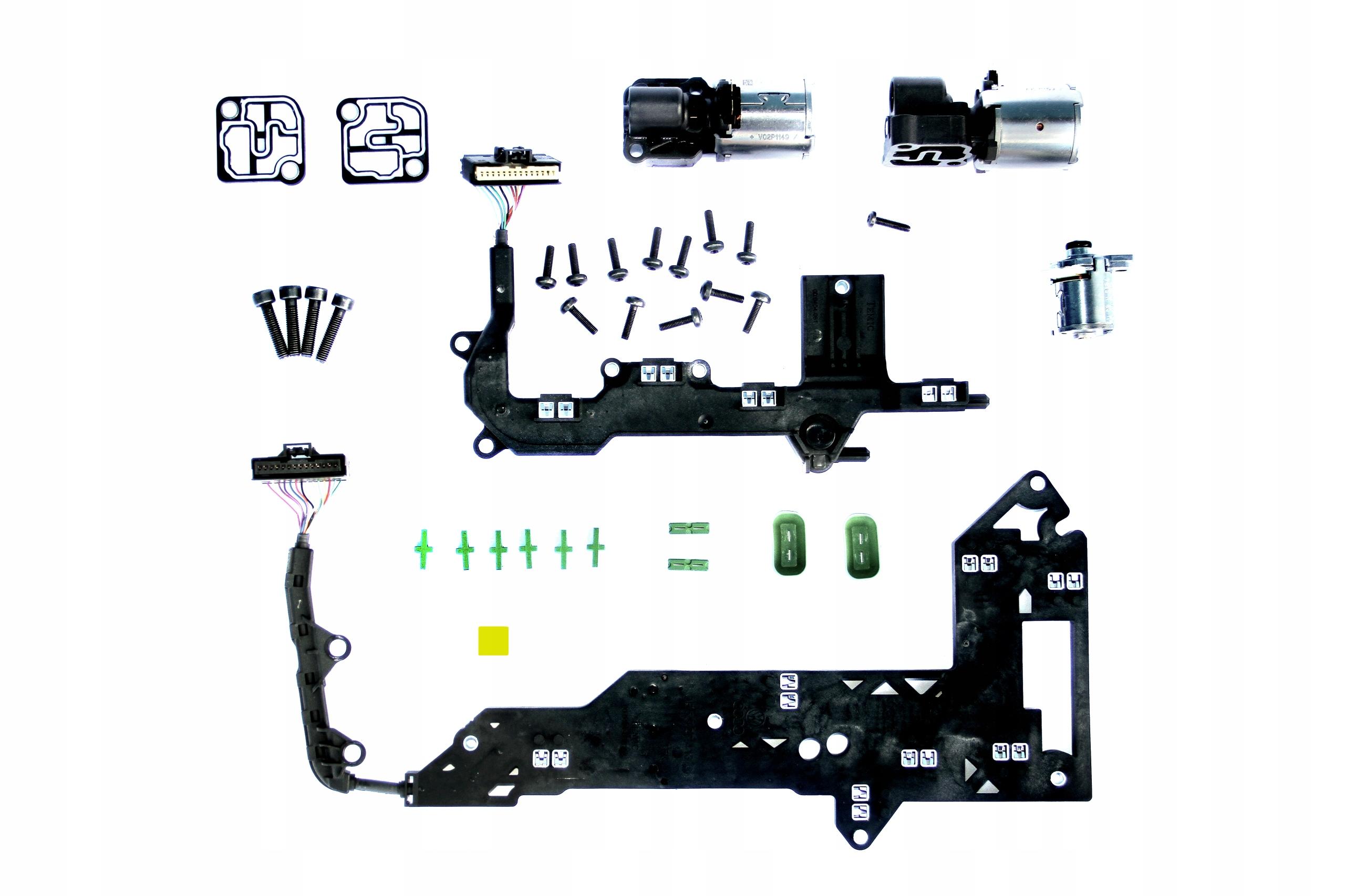 Ремкомплект мехатроника Ауди S-tronic 0B5