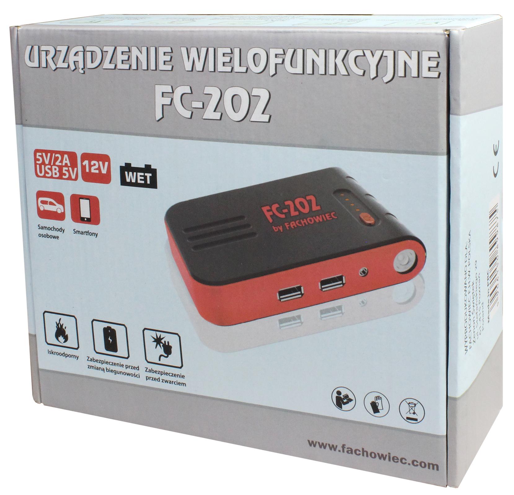POWERBANK 10000mAh rozruch 200A 12V ładowarka USB