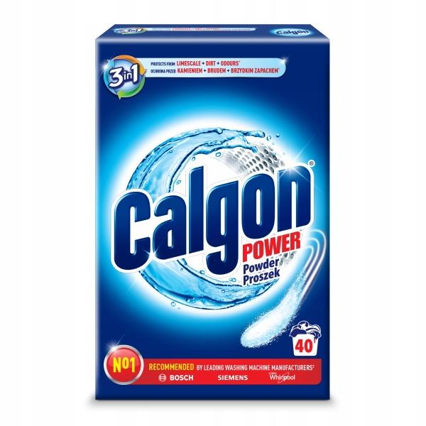 Calgon Порошок для удаления накипи, Умягчитель воды 1кг