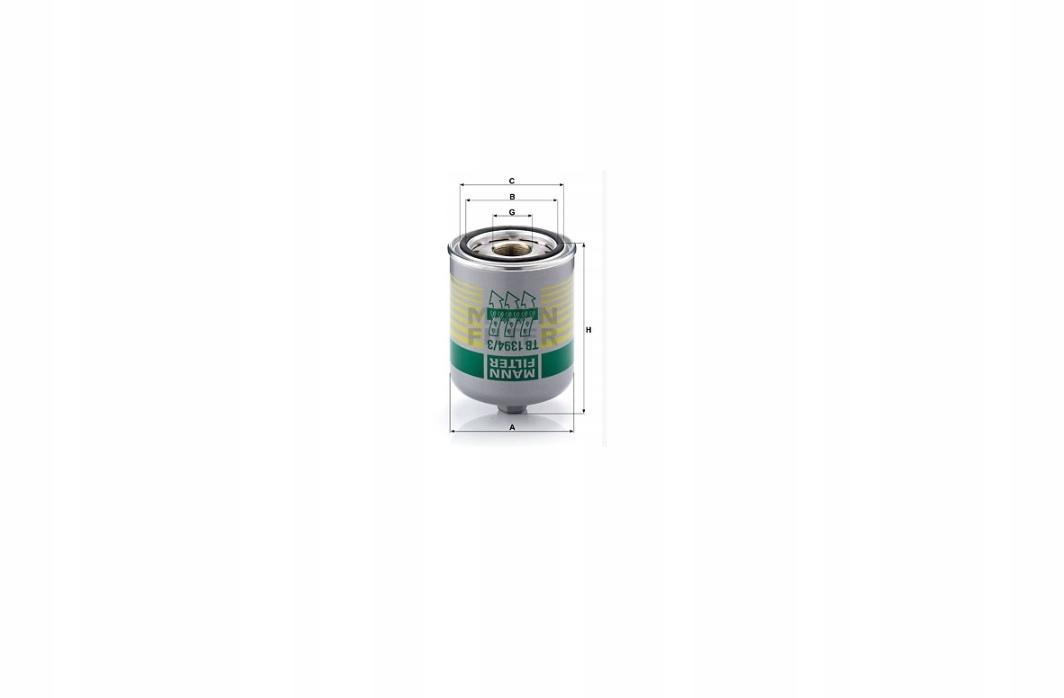 фильтр осушитель воздуха scania p g r t-series r