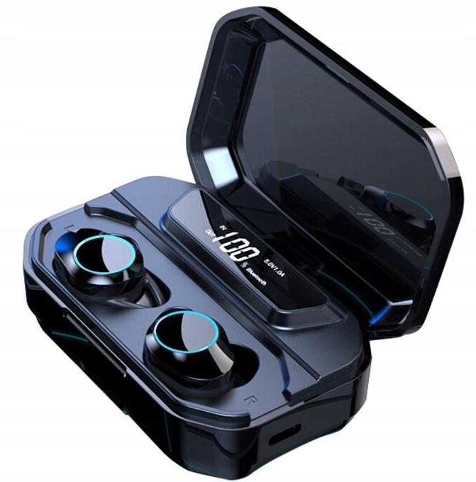 Item Wireless headphones BT G02 Powerbank