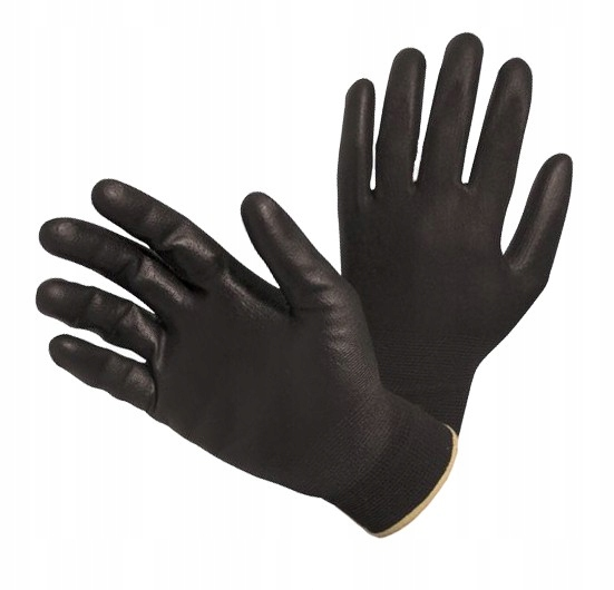 Ochranné rukavice Potiahnuté Dámske dielo 7