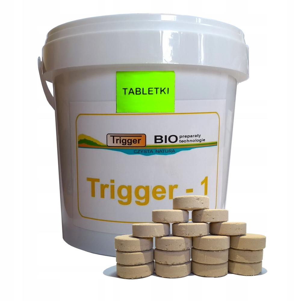 Trigger-1 Бактерии Таблетки для Очистных сооружений 100 ш