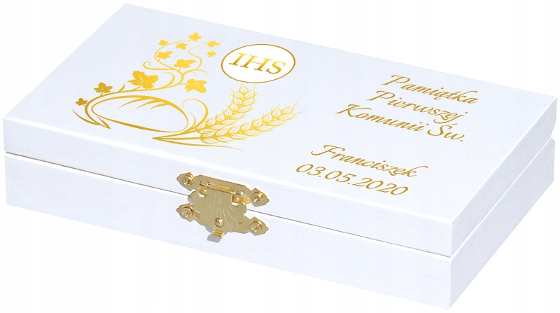 Communion Souvenir Box pre U111 Banknotes