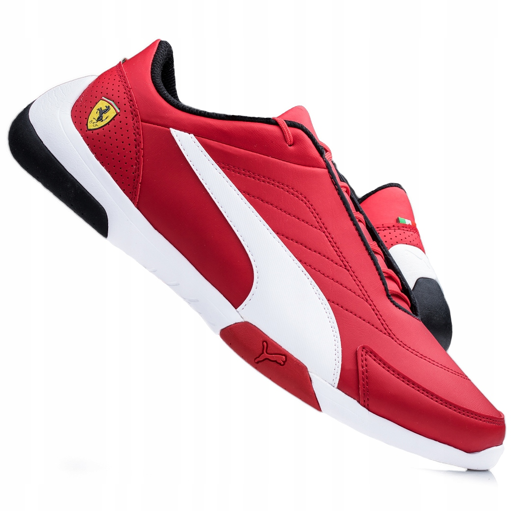 Мужская обувь Puma Kart Cat III Ferrari 306219-01 доставка товаров из Польши и Allegro на русском