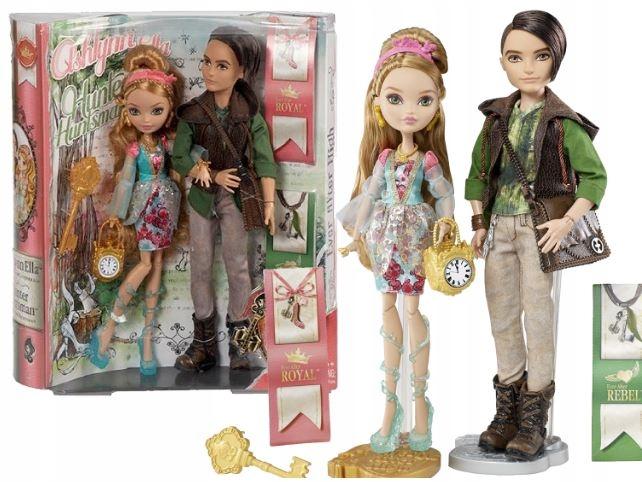Mattel Ever After High Doll CBX80 JEDINEČNÝ