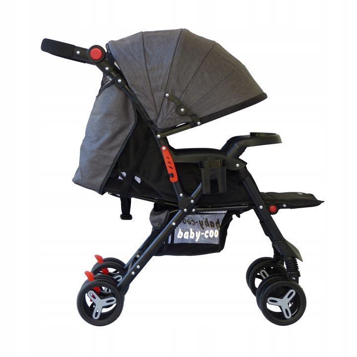 MARLEY 2 wózek spacerowy*baby-coo*