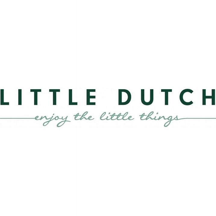 Little Dutch Zestaw klocków Błękit 50 szt. Marka Little Dutch