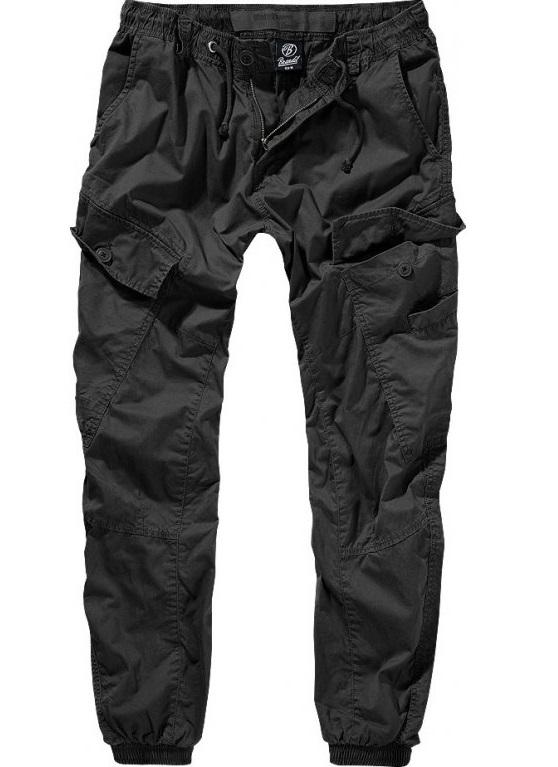 Polícia BRANDIT Ray Vintage Nohavice čierne XL
