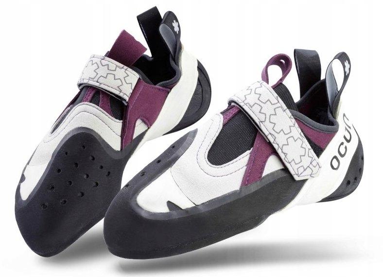 Topánky Lezenie Ocun Oxi Lady 42 Tmavé VioletWhit