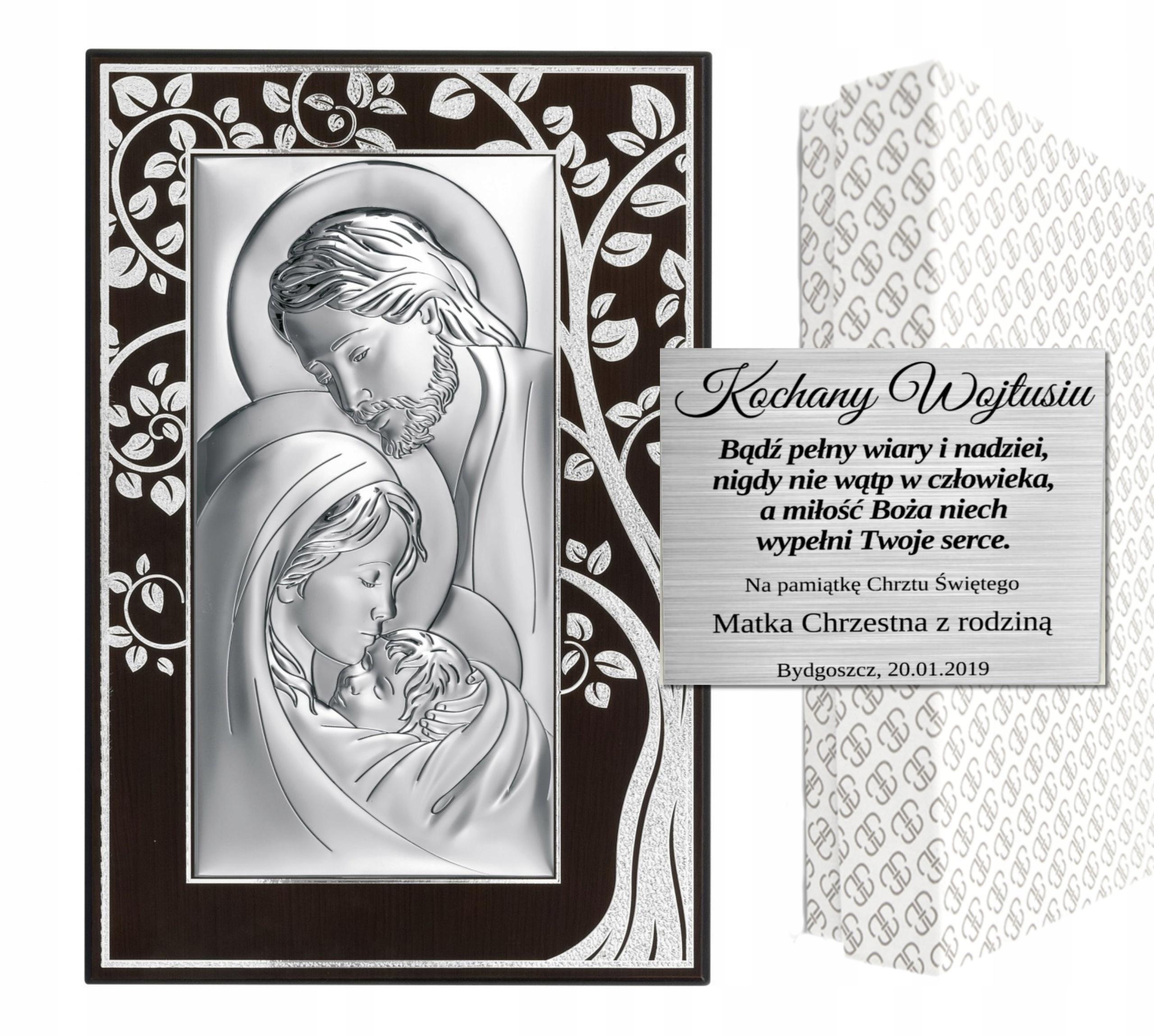 Item The SILVER FAMILY, HOLIDAYS, WEDDING, BAPTISM 15x23