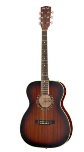 Akustickú gitaru Harley Benton CG-45 Vintage Slnko