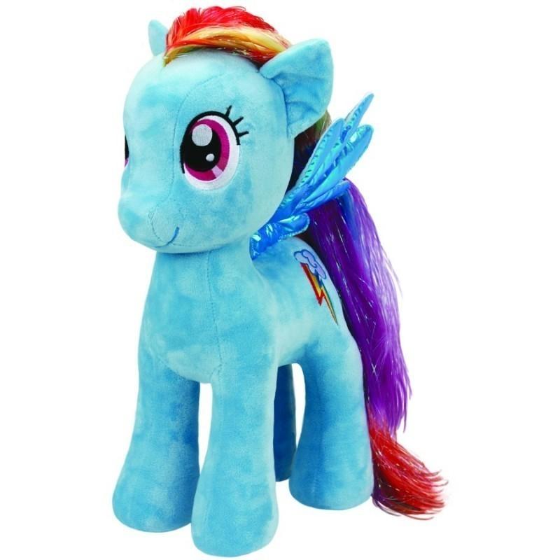 Veľký maskot My Little Pony Rainbow Dash 62cm