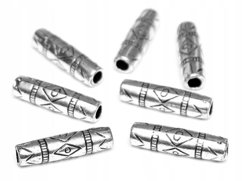 Купить SA11 Серебро Акрил диэлектрической трубки 25мм 12 штук на Otpravka - цены и фото - доставка из Польши и стран Европы в Украину.
