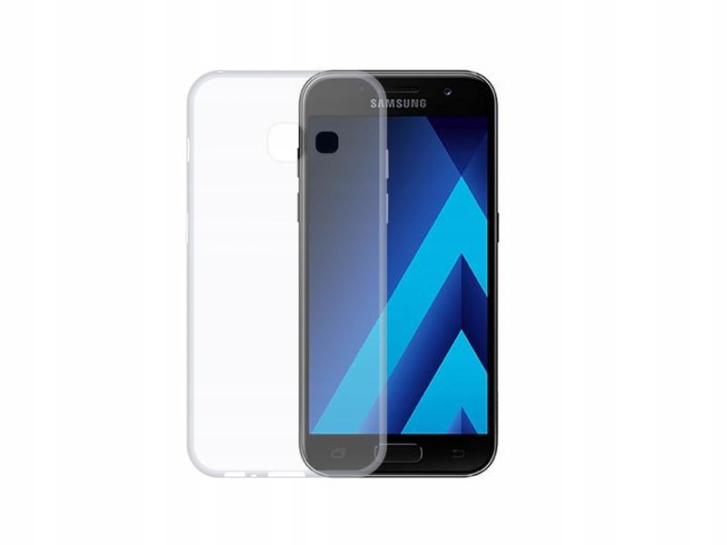 Etui Ultra Slim do Galaxy A3 2017 Przezroczyste Tp