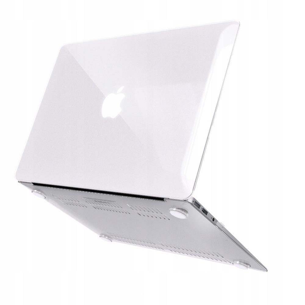 Macbook Air 13 Glossy Hard Case Etui Przezroczyste Sklep Komputerowy Allegro Pl