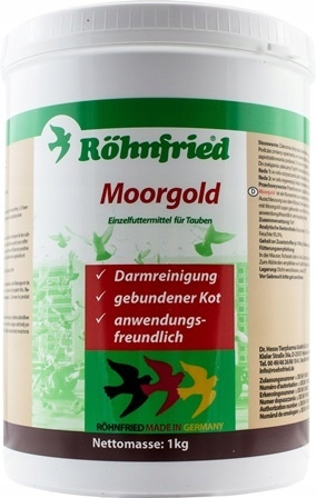 ROHNFRIED Moorgold 1кг