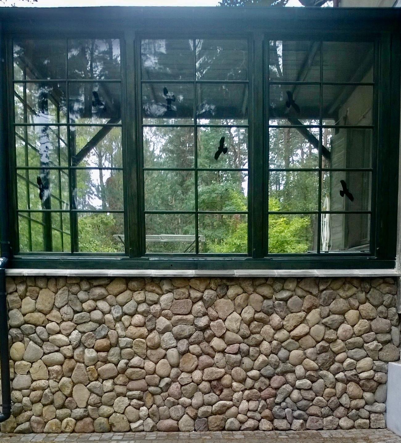 Kamień polny cięty- końcówki; piętki