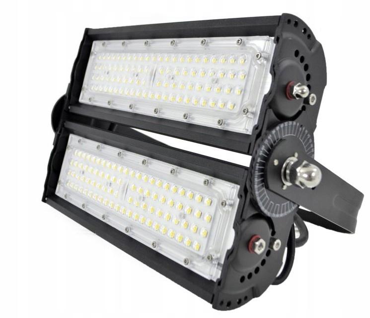 Lampa LED Reflektor Sportowy 100W uliczna stadion