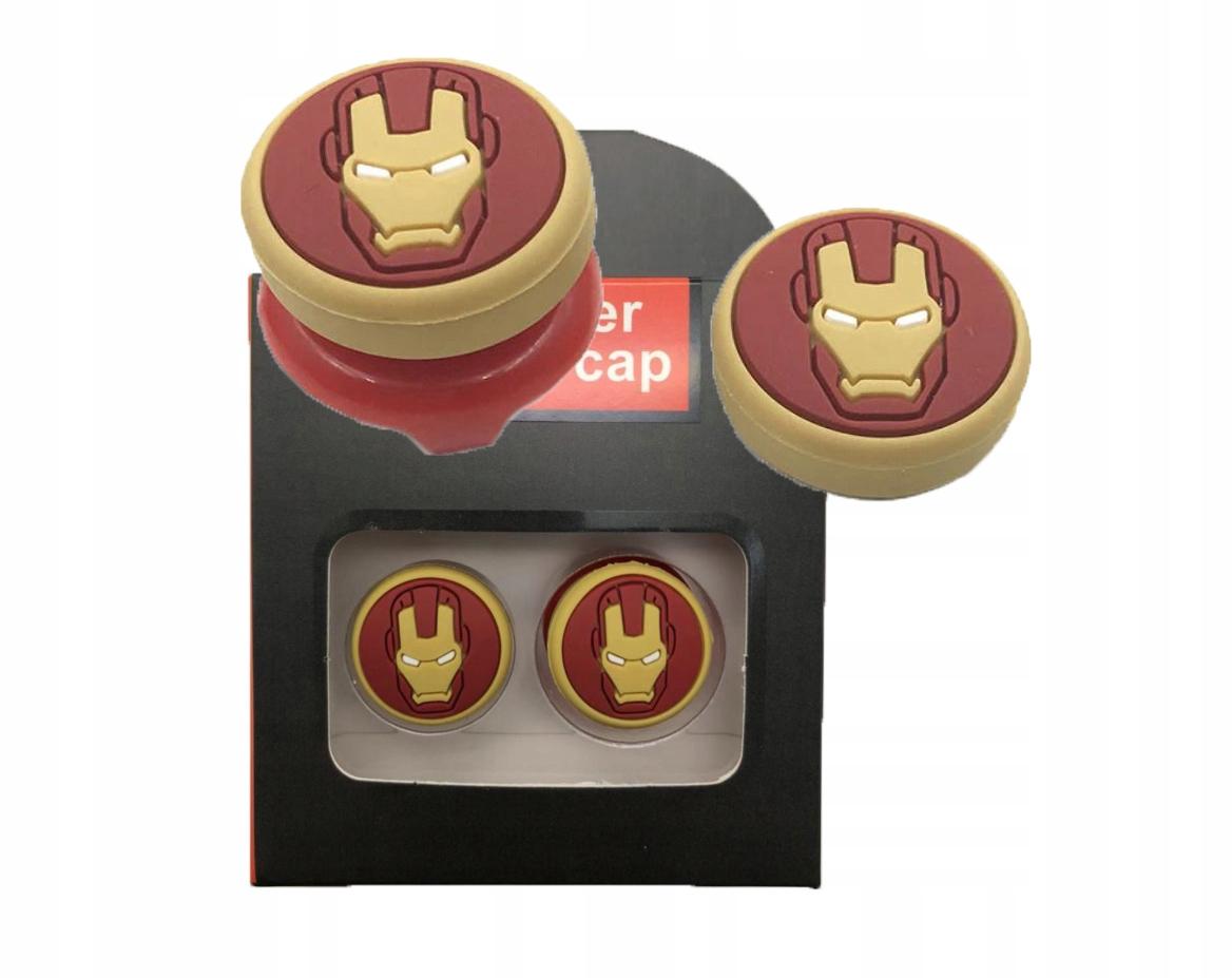 Купить Накладки резинки FPS как KontrolFreek Iron Man Xbox на Otpravka - цены и фото - доставка из Польши и стран Европы в Украину.