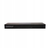 Splitter HDMI 1.4 3D 16 Ultrahd 4Kx2K Porty