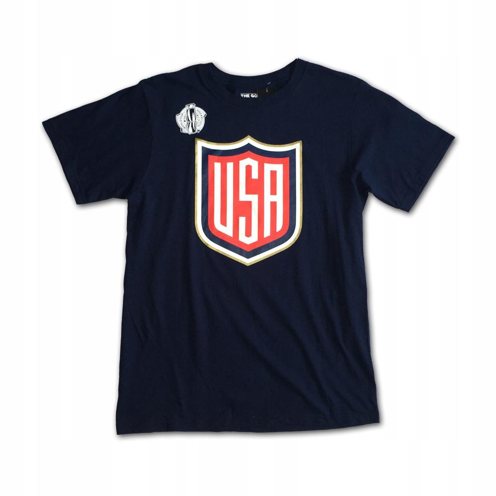 Koszulka World Cup Hockey 2016 USA Pavelski L