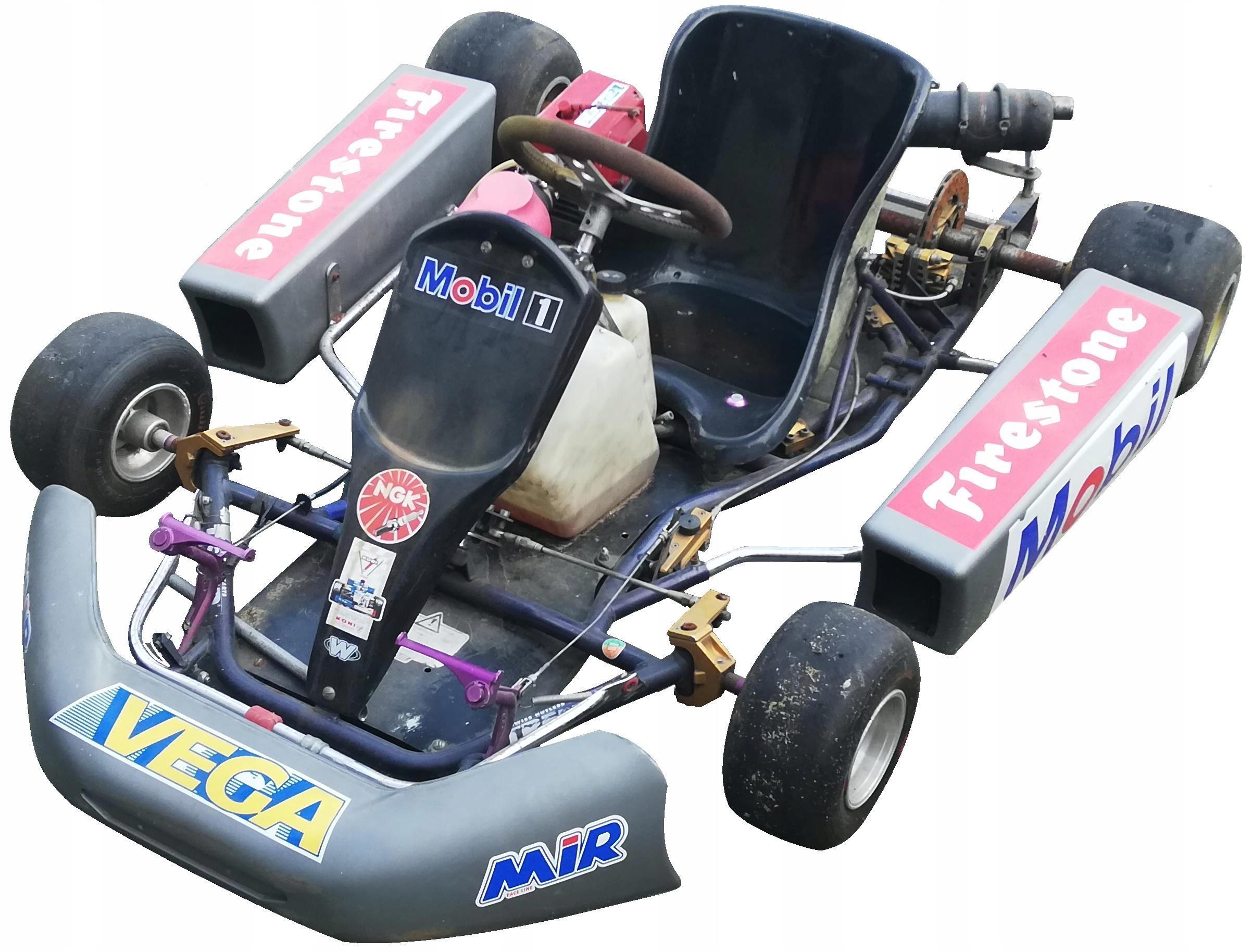 Сжигание картинг Comer Karting