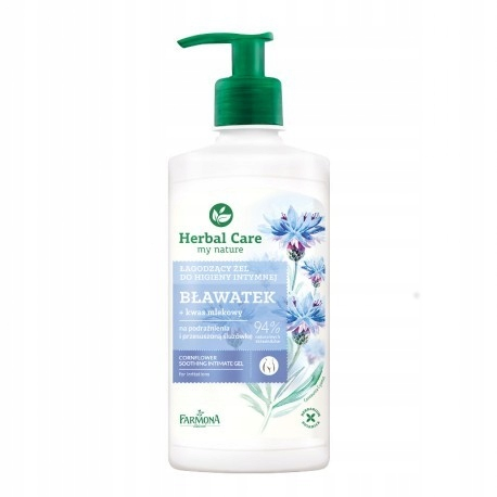 Herbal Care Гель Для Интимной Гигиены Bławatek 330