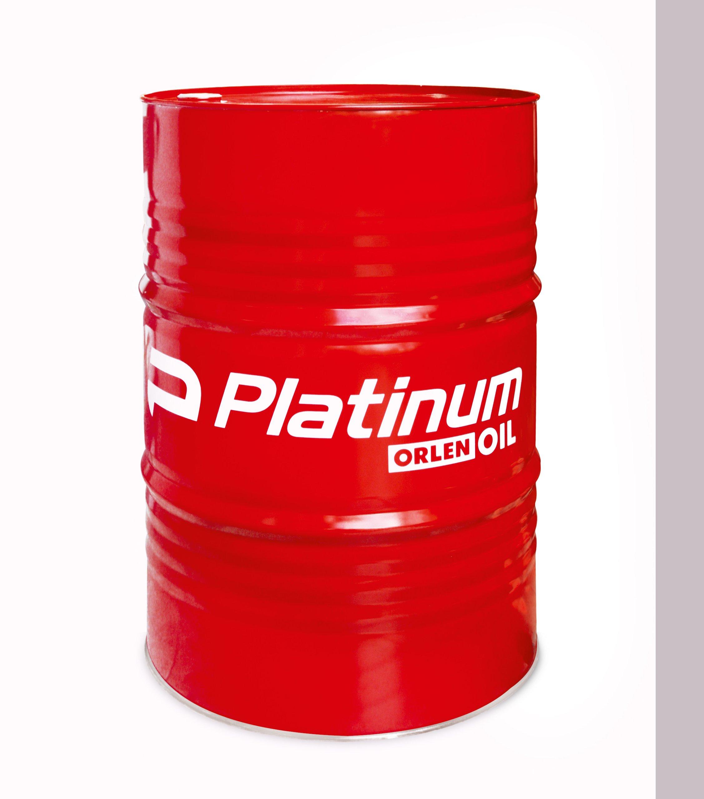Olej Platinum Ulter plus CI-4 SHPD 15W / 40 205L