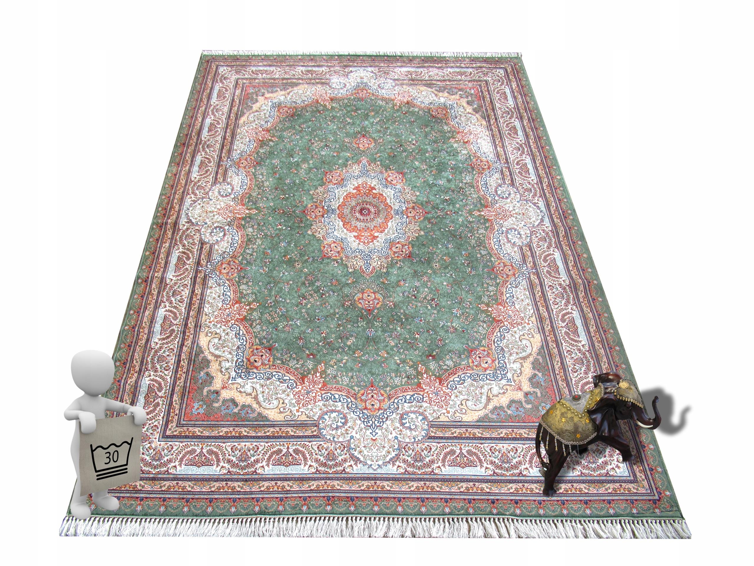 Koberec Perzský koberec Vzor TABRIZ 06 180x280 non-Slip