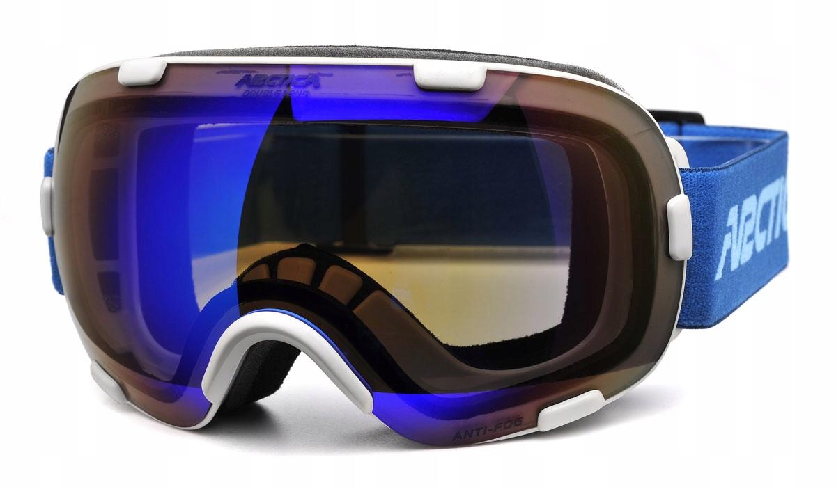 ARCTICA G-100C лыжные Очки белый синий