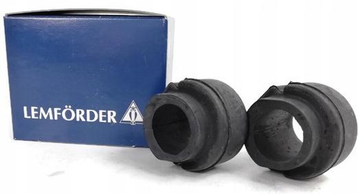 lemforder втулки резины стабилизатора audi a4 b6 b7