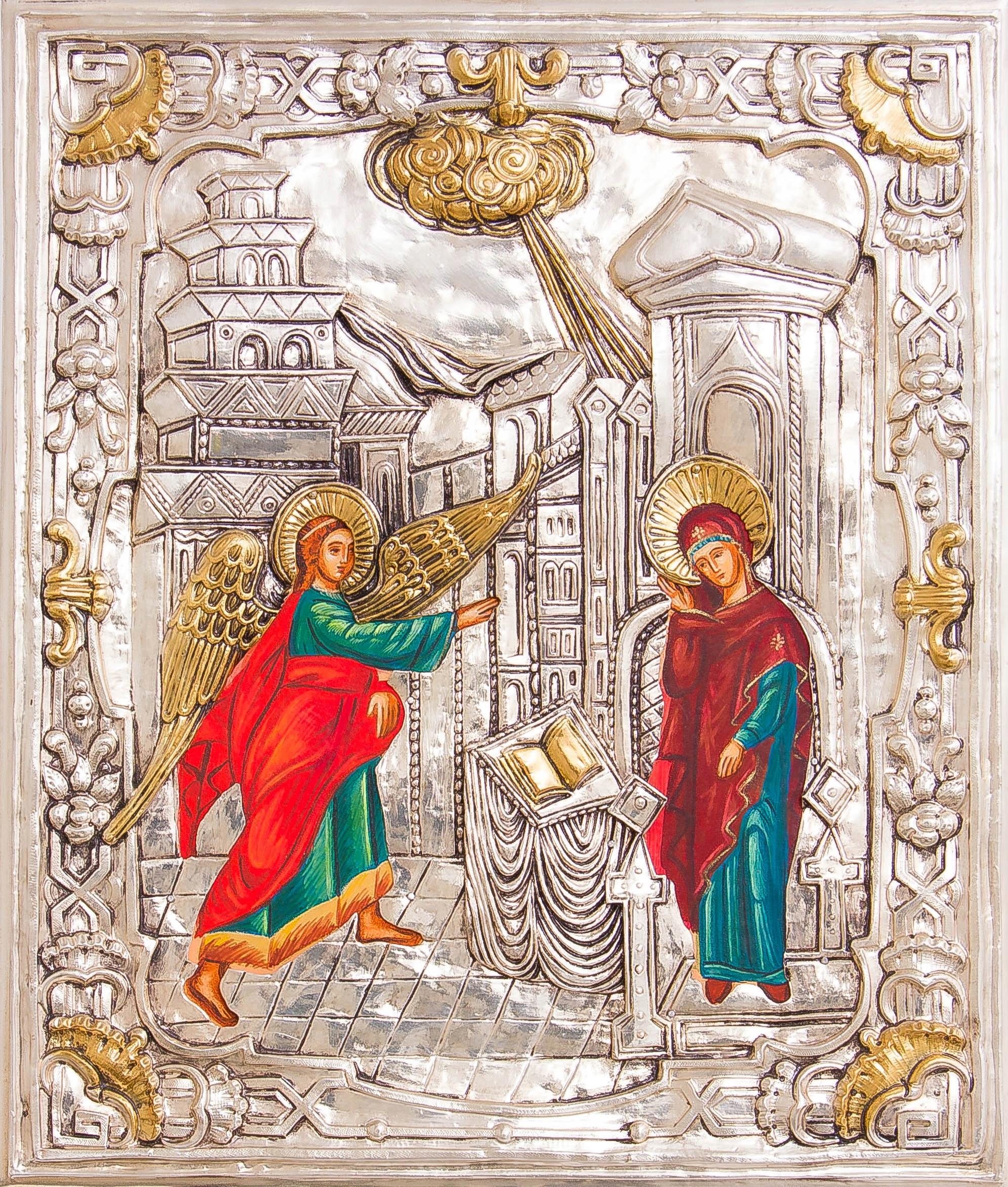 Ikona Zwiastowania Najświętszej Marii Panny
